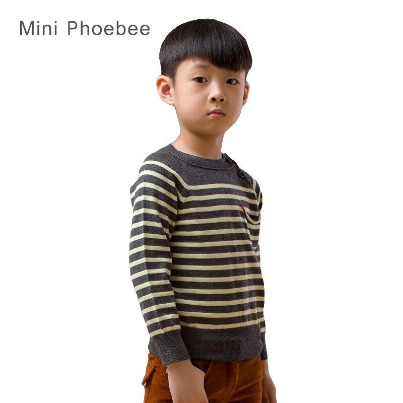 the best attitude 8f15a dfd12 Kinder jungen 100% merino wolle jungen pullover 2017 design ...