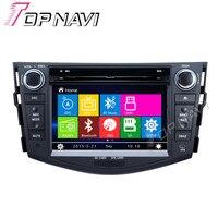 Topnavi 7 Car DVD GPS For Toyota RAV4 2006 2007 2008 2009 2010 2011 2012 Car Radio Multimedia Stereo In Dash,Wince System