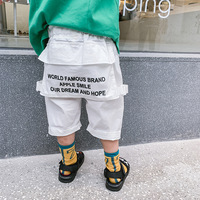 Boys and children's pant five pants 2019 summer tide foreign boy's pants