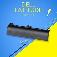 나사가있는 새 하드 드라이브 캐디 트레이 Dell Latitude E6430 E6530 하드 드라이브 노트북 액세서리 교체 용 HDD 커버