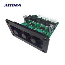 Aiyima TPA3118DD2 Bordo Amplificatore Subwoofer 30Wx2 + 60W Hifi Amplificatori Ad Alta Potenza TPA3118D 2.1 Audio Digitale con Pannello di