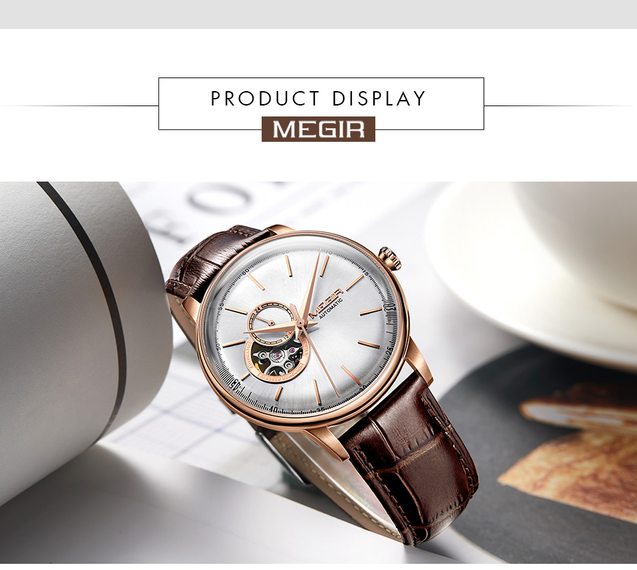 HTB1s2ZiJuuSBuNjy1Xcq6AYjFXa3 MEGIR Automatic Mechanical Watches Top Brand Luxury