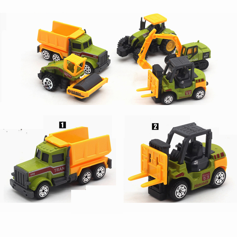 tractors farm machinery 1 64 farm toys diecast 1 64 simulated car educational toys for children green Tractor Forklift boys toys in Diecasts Toy Vehicles from Toys Hobbies