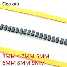 20 шт сердечник индуктор бусины RH3.5* 6*0,8 ферритовые бусины 100 МГц 3 мм 4,7 мм 5 мм 6 мм 8 мм 9 мм RH3.5* 9*0,8