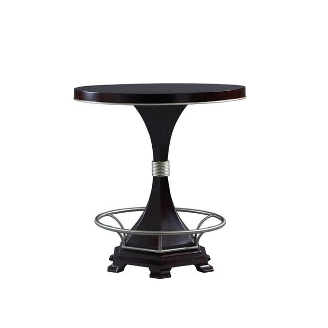 De alta calidad de madera maciza mesa de comedor/mesa de madera ...