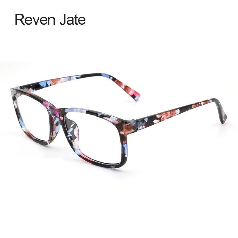 ④Reven jate 8012 anteojos recetados óptico Marcos para las gafas ...
