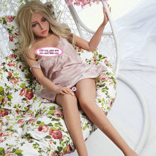 140cm A CUP real male sex doll Full TPE Sex Doll Life Size Real ,Lifelike Love Dolls Silicone Big Breast adult sex toys for men(China)