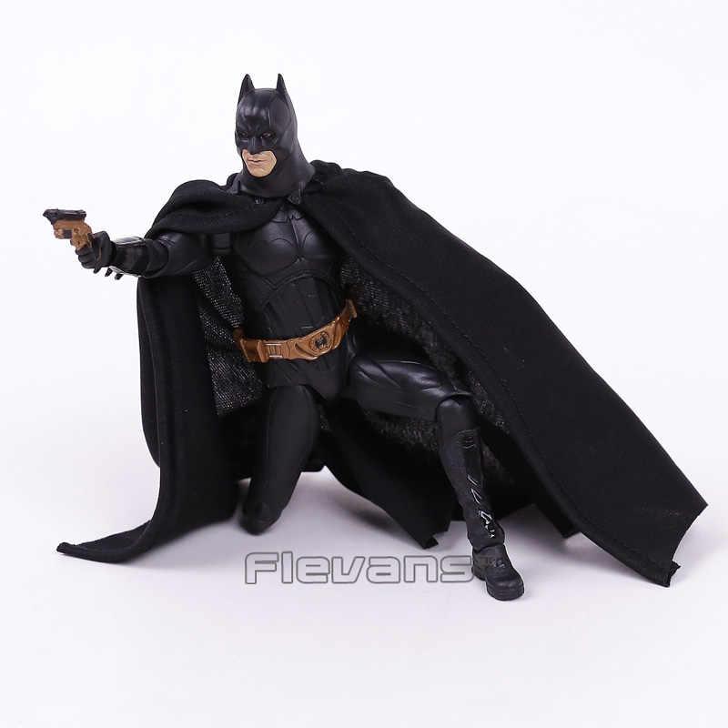 NECA Batman Başladı Bruce Wayne PVC Action Figure Koleksiyon Model Oyuncak