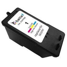 1PK, Printing Ink Cartridge for Lexmark No.1 18C0781 for Lexmark 1 #1 X2350 AIO X2470 X3470 Z730 Z735 X2310 X2450 X3450 Printers(China (Mainland))