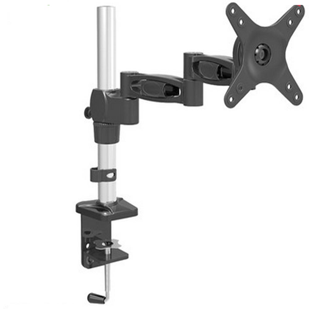 HONGHUA 15-27 LCD TV Ultra-long Arm Monitor Holder Display Mechanical Arm Lengthened Rack Holder Table Clamping Mount Bracket