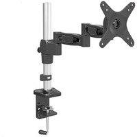 HONGHUA 15 27 LCD TV Ultra long Arm Monitor Holder Display Mechanical Arm Lengthened Rack Holder Table Clamping Mount Bracket