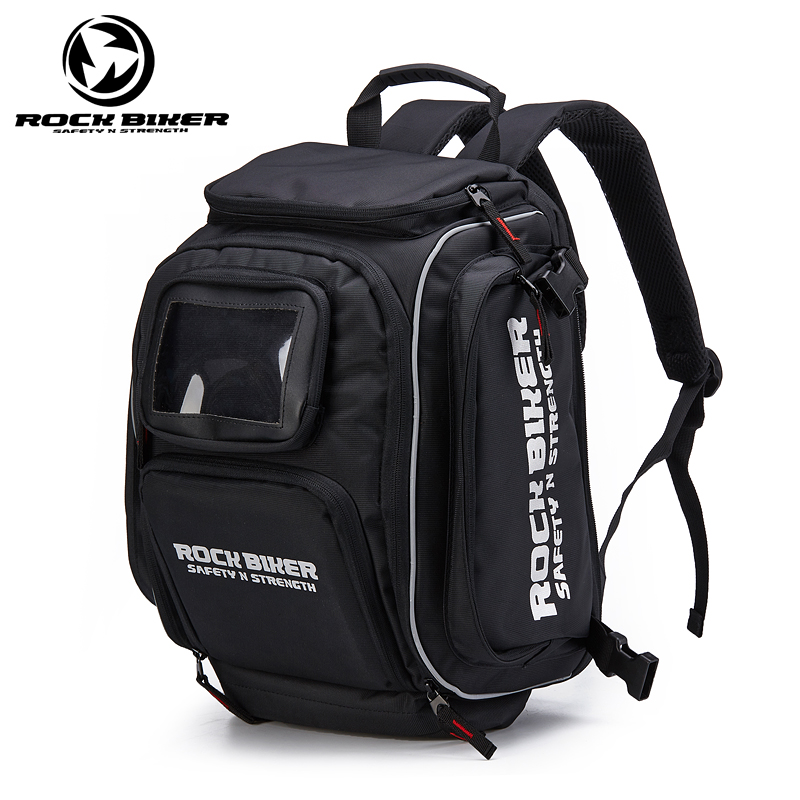 купить Multifunction Motorcycle Helmet bag tank bag adjustable large capacity luggage shoulder bags moto backpack motorcycle mochila недорого