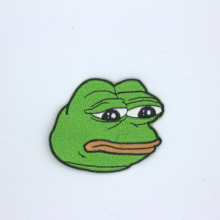 Aegismic factory personalized embroidery chapter clothes patch customization
