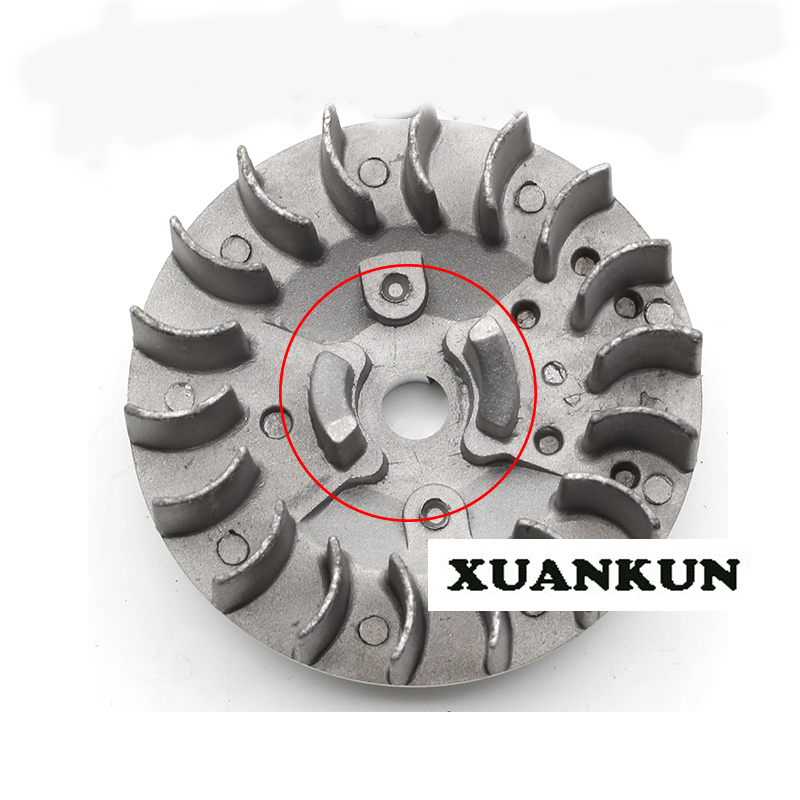 Fan Blades For Small Motors : Xuankun cc mini motorcycle accessories small sports car