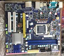 Подержанные оригинальная для foxconn h55mx-s 1156 ddr3 материнская плата для intel h55 материнская плата