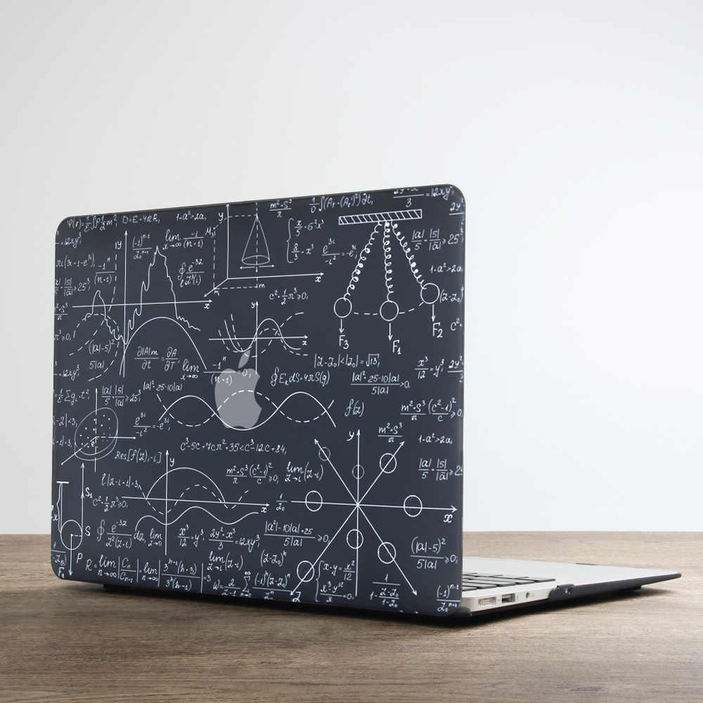 جديد طباعة الكون محمول جراب للماك بوك برو الهواء الشبكية 11 12 13 15 بوصة مع لمسة بار + لوحة المفاتيح غطاء