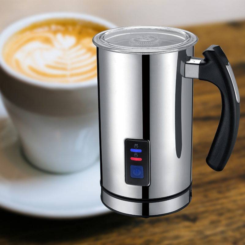 Home Electric Coffee Maker : 250ml CE/GS/ROHS Approved Automatic swith off Electric Coffee Maker Heating/Cold Milk Frother ...