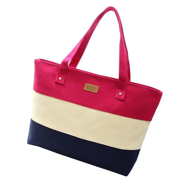 Дамы ручной холст большой пляж Для женщин сумка женская сумочка известный бренд SAC основной Femme модные ботинки на молнии барсетки