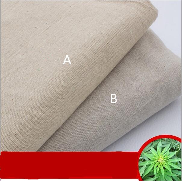 100 * 155 cm šířka lněné bavlněné tkaniny metr Patchwork pohovka prošívání šicí textilie