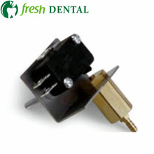 One PC Dental Valve dental gas air electric switches scaler electric switch with 3mm connector valve dental chair unit SL-1246B