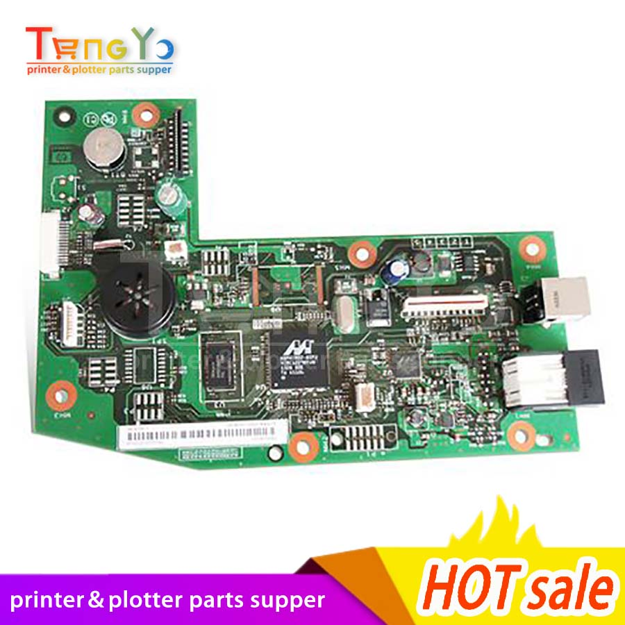 100% Test Laser Printer Logic Board For HP M1216 M1212 M1213NF M1212NF CE832-60001 1213 1216NF 1212 Formatter Board Mainboard free shipping original new formatter board for hp m1212nf 1213 1216nf 1213nf ce832 60001 good quality printer part on sale