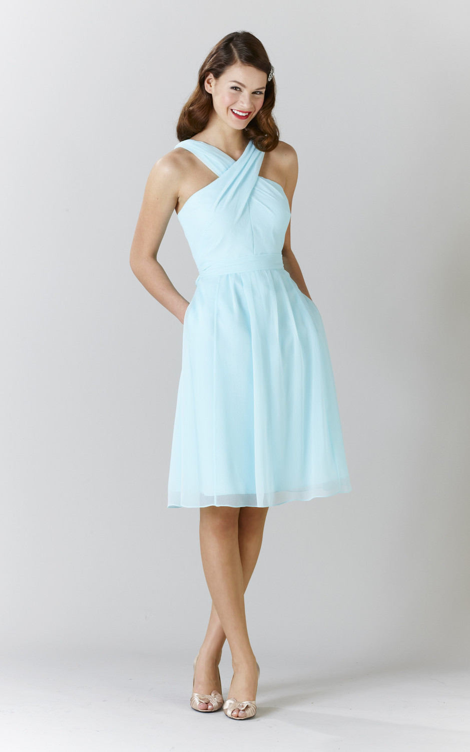 Nice Bridesmaid Dresses For Juniors Image Collection - All Wedding ...