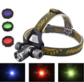 led headlight zoomable CREE Q5 LED Headlamp Torch Flashlight by 1*18650 battery for Hunting fishing
