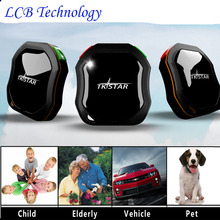 Nueva TK109 LK109 TKSTAR IP68 Impermeable Mini Perseguidor Personal de Los GPS Del Coche de GSM/GPRS Rastreador Veicular para Mascotas Kids Envío nave