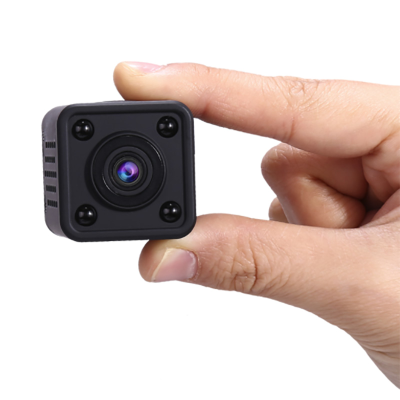 Night Version Video Recording IP Camera Support 64G TF Card 140 Degree 0.4 inch Mini Camcorder 1080P High Resolution Cam
