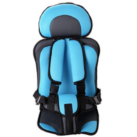 Thickening Safe Portable Baby Car Seats Children S Chairs Seat In The Car Comfortable Cotton Baby