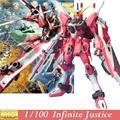 Daban Model MG Gundam SEED Destiny ZGMF-X19A Infinite Justice 1/100 Robot MS/MA Z.A.F.T Japanese Transformation assembled toys