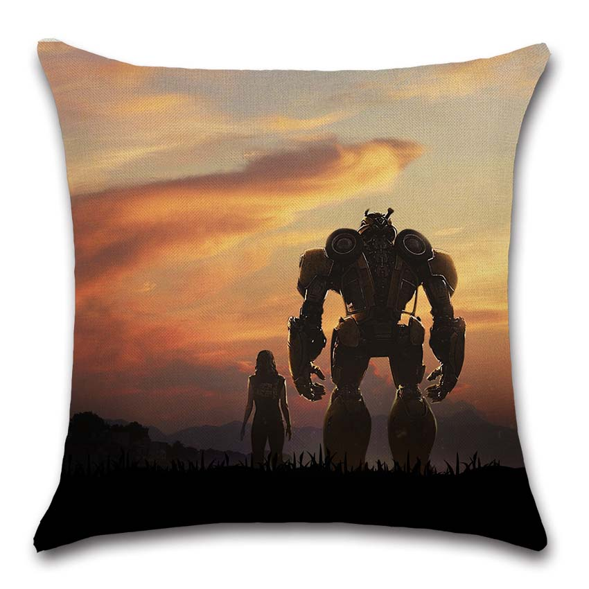Movie show film image cartoon Pillow Case Cushion Cover Sofa chair Decoration for home office friend great gift kids boy present