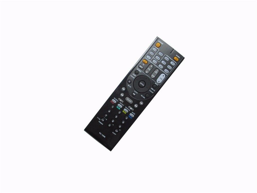 General Remote Control For Onkyo RC-690M TX-SR502 TX-NR906 TX-NR626 TX-NR727 TX-NR3007 TX-NR709 HT-R520 RC-687M  A/V AV Receiver стереоресивер onkyo tx 8150 black