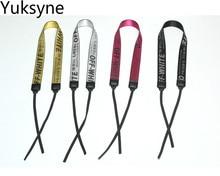 Yuksyne Off White Камера ручка Для женщин ремень для SLR Камера S тканый ремень 5 цветов держатели для цифровых Камера 50CM813
