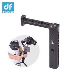 Image 4 - DIGITALFOTO VISION Gimbal zubehör hals verlängerung griff LED licht/monitor/für DJI RONIN SC / S/RS2/RSC2 Feiyu Kran 2