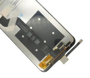 Image 4 - Pantalla LCD táctil para Xiaomi Mi A2 Lite/ Redmi 6 Pro, montaje de marco, piezas de reparación de pantalla táctil