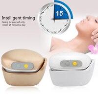 Fittop Marca Mini Testa di Massaggio Doppio Cursore Bastone Disegno di Ingegneria Umana Copricapo Artigli Intelligente Dispositivo Multifunzione