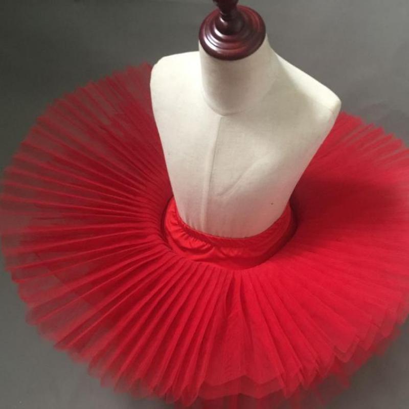 2019 New Professional Ballet Tutu Child Adult Classical Ballet Costume Stiff Pancake Tutu Skirts Platter Tutu Ballet Wear Girls