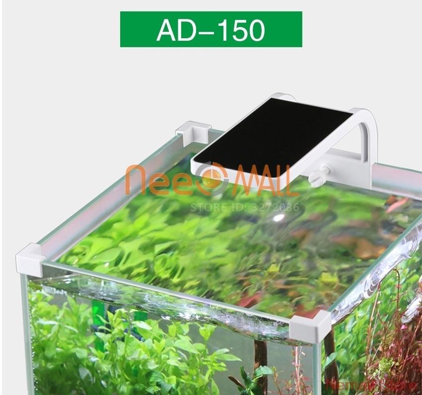 SUNSUN 110-240V 5W USB Ornamental Aquarium Led Light With White And Blue Lamp For Fish And Plant Tank