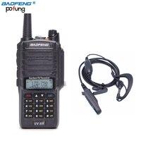 Baofeng UV XR 10W High Power 4800mAh Battery IP67 WaterProof Antidust Dual Band Walkie Talkie Two Way Radio+One Earpiece