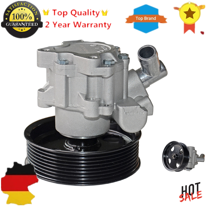 цена на 0044668301 0044668901 Power Steering Pump FOR MERCEDES GL ML x164 w164 w221 GL320 ML280 R280 R320 S320 S350 CDI NEW