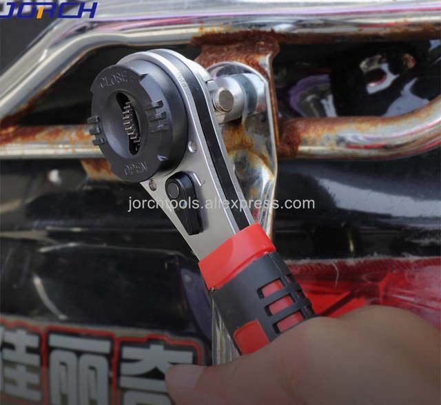 Hi-Spec 1 шт. 6-22 мм трещотка Регулируемый ключ универсальный ключ гаечный ключ сантехника труба гаечный ключ многоинструментный инструмент для ремонта авто _ - AliExpress Mobile Version -