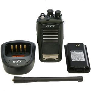 Image 5 - 2 ユニット HYT TC 620 5 ワットポータブル双方向ラジオリチウムイオンバッテリー HYTERA TC620 UHF Vhf 長距離トランシーバートランシーバー