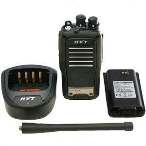 Image 5 - 2 وحدة HYT TC 620 5 واط المحمولة اتجاهين راديو مع بطارية ليثيوم أيون HYTERA TC620 UHF VHF طويلة المدى لاسلكي تخاطب