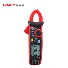 UNI-T UT210E Ultra-portable 100A Digital Clamp Multimeter True RMS AC DC Volt Amp Cap Ohm Meter V.F.C Function Multi Testers