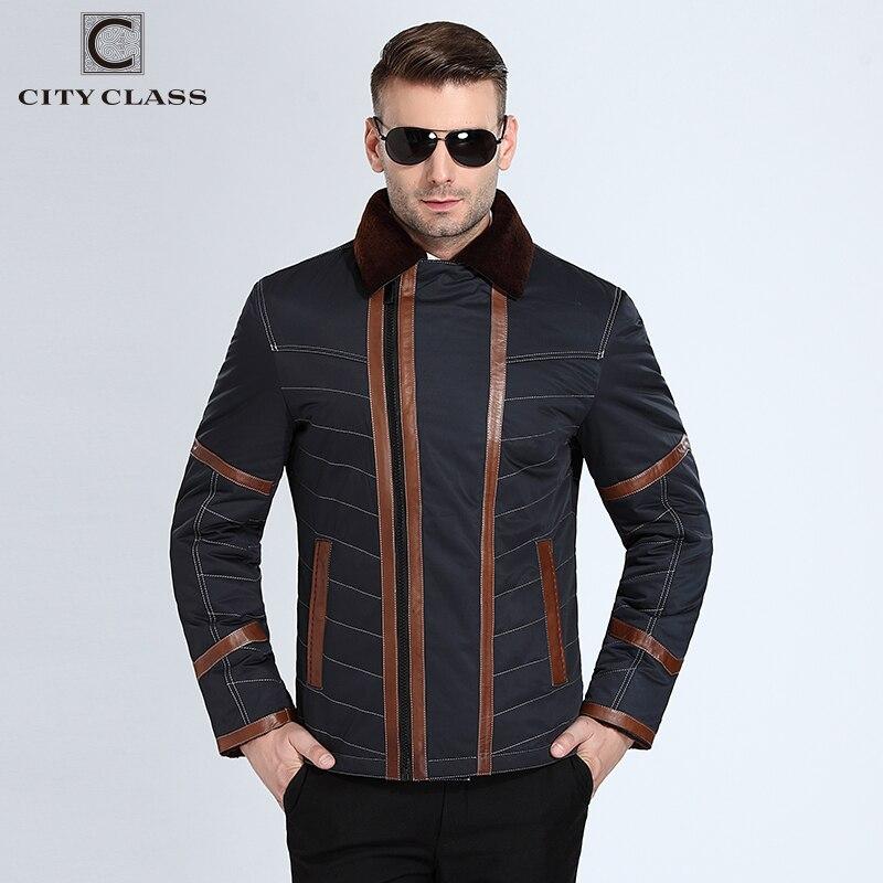 CITY CLASS ახალი სქელი თბილი - კაცის ტანსაცმელი - ფოტო 2