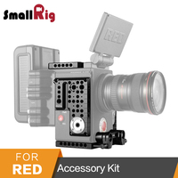 SmallRig Plate Kit for RED Scarlet W/Epic W/Weapon + Quick Release Plate Screw+Rod Clamp 2032
