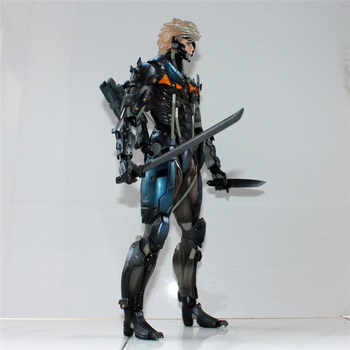 Metal Gear Rising Revengeance Raiden Action Figure 1/8 scale painted figure Metal Gear Solid Rising Raiden Doll PVC ACGN figure - DISCOUNT ITEM  20% OFF All Category