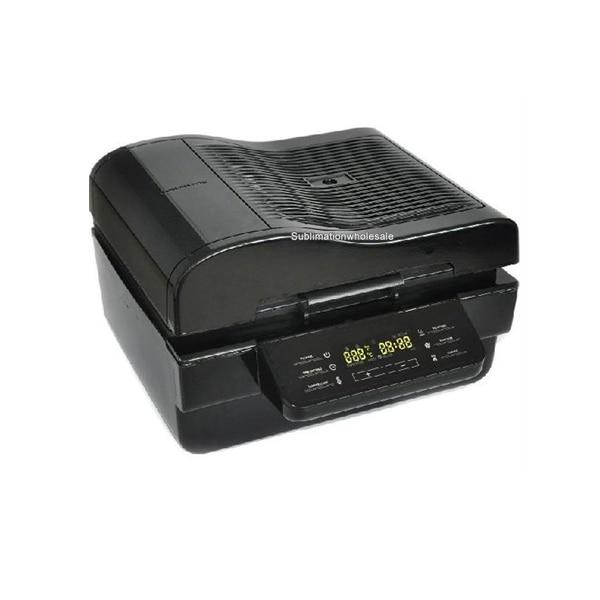 3d vacuüm warmte drukmachine met multiticolor voor telefoon case/t shirts/lade