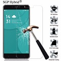 Screen Protector Tempered Glass Film For Doogee X7 Pro / X7 9H Premium 2.5D Anti-Explosion Phone Protective UltraThin Films Case